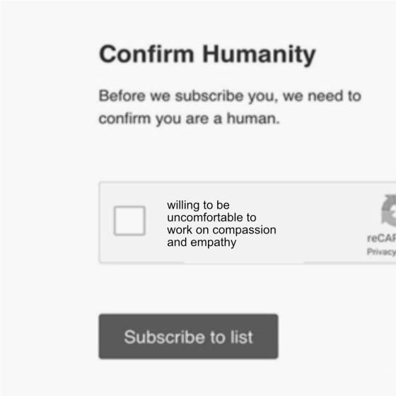 Confhumanity